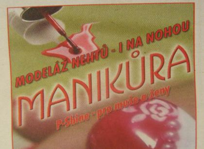 Manikúra